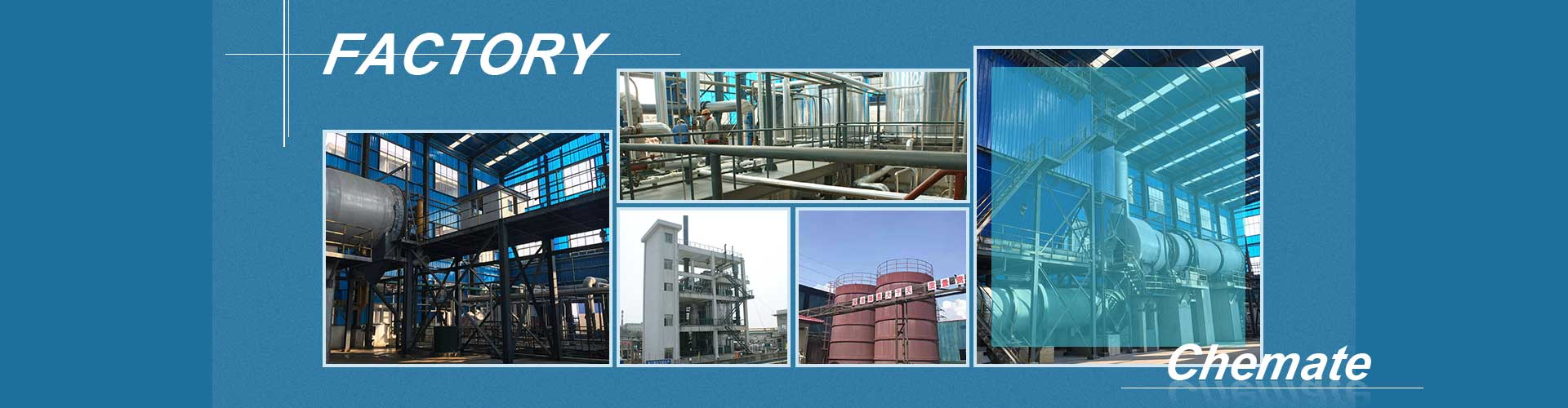 Chemate Technology Co.,Ltd Factory