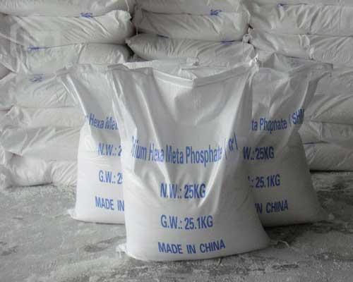 Chemate Sodium Hexametaphosphate to Saudi Arabia