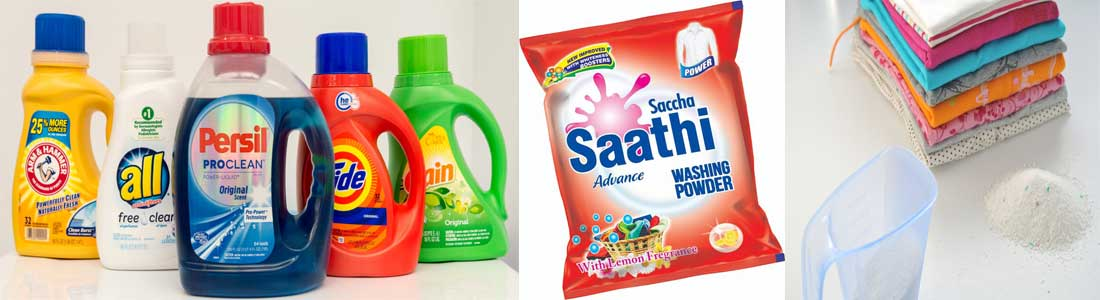 Sodium Tripolyphosphate Chemical in Detergents