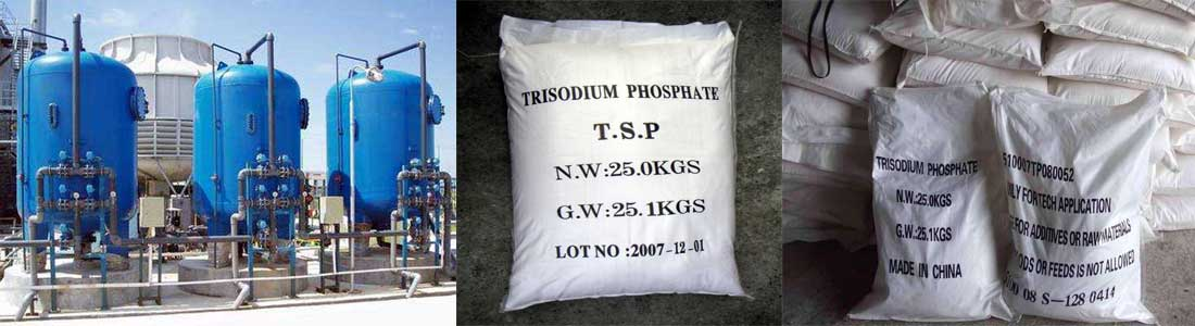 Trisodium Phosphate Water Treatment Boiler Scale Inbibitor